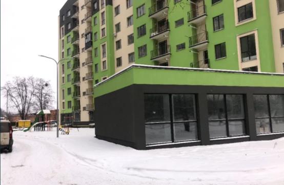 Продается большая 1-к квартира в ЖК «Green's»