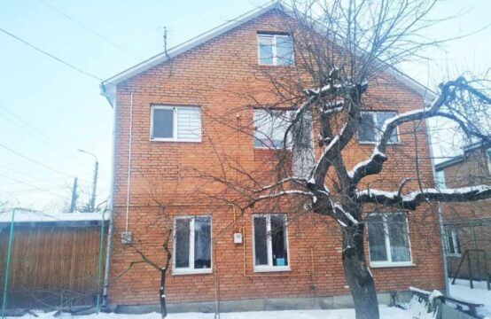 Продается часть двухэтажного дома, р-н Корея