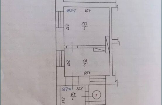 1к. квартира , ул. Винницкое лесничество, д.№3