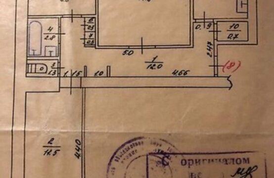 Продам 3-х комнатную квартиру на Киевской