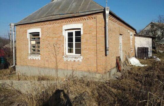 Одноэтажный дом , с. Зарванцы