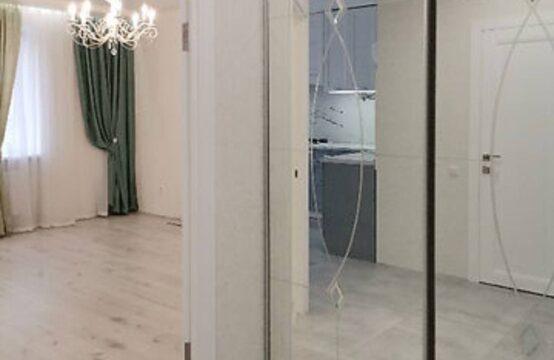 Однокомнатная квартира с дорогим ремонтом на 600-летия